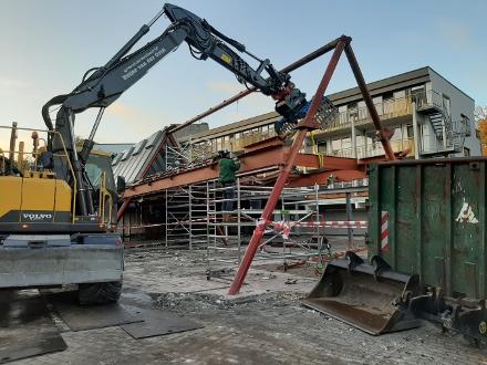 Verbouwing de Brink Park Boswijk